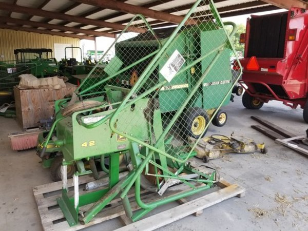 John Deere 42 Snow Blowers For Sale Machinery Pete