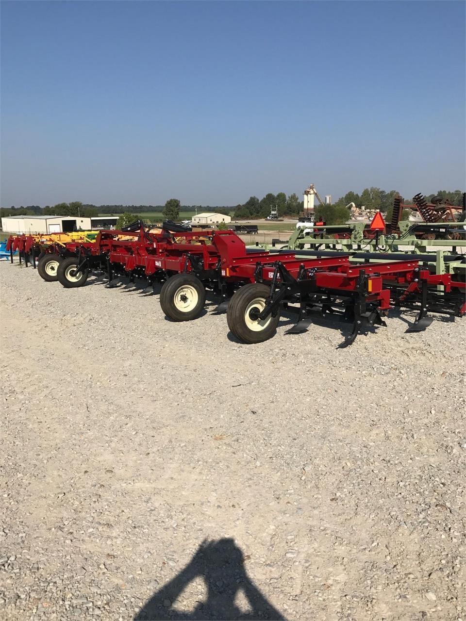 2019 W & A Manufacturing 2114 Cultivator