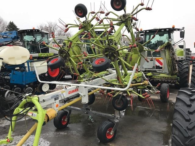 2016 Claas VOLTO 1300T Tedder
