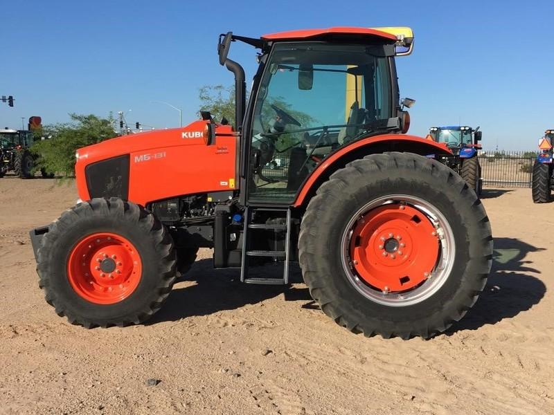 2016 Kubota M6-131 Tractor