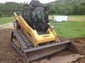 2013 Caterpillar 299DXHP Skid Steer