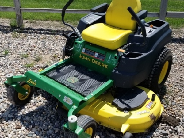 John Deere Z445 Lawn And Garden For Sale Machinery Pete. 2013 John Deere Z445 Lawn And Garden. John Deere. Z445 John Deere Lawn Tractor Parts Diagram At Scoala.co