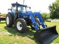 2017 New Holland T6.155 Tractor