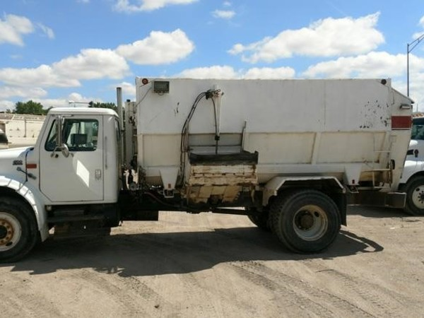 1998 Harsh 502H Grinders and Mixer