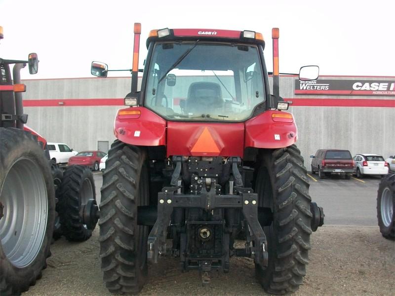 2008 Case IH Magnum 215 Tractor