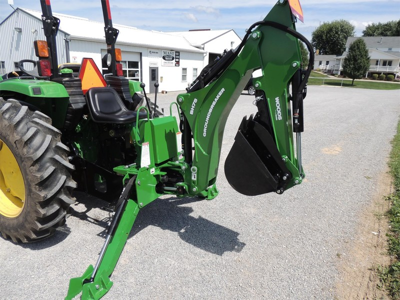 Used Woods BH75 Backhoe and Excavator Attachments for Sale