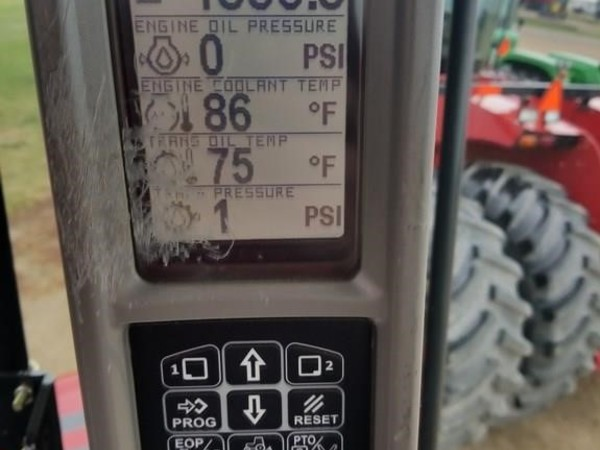 2015 Case IH Steiger 420 RowTrac Tractor