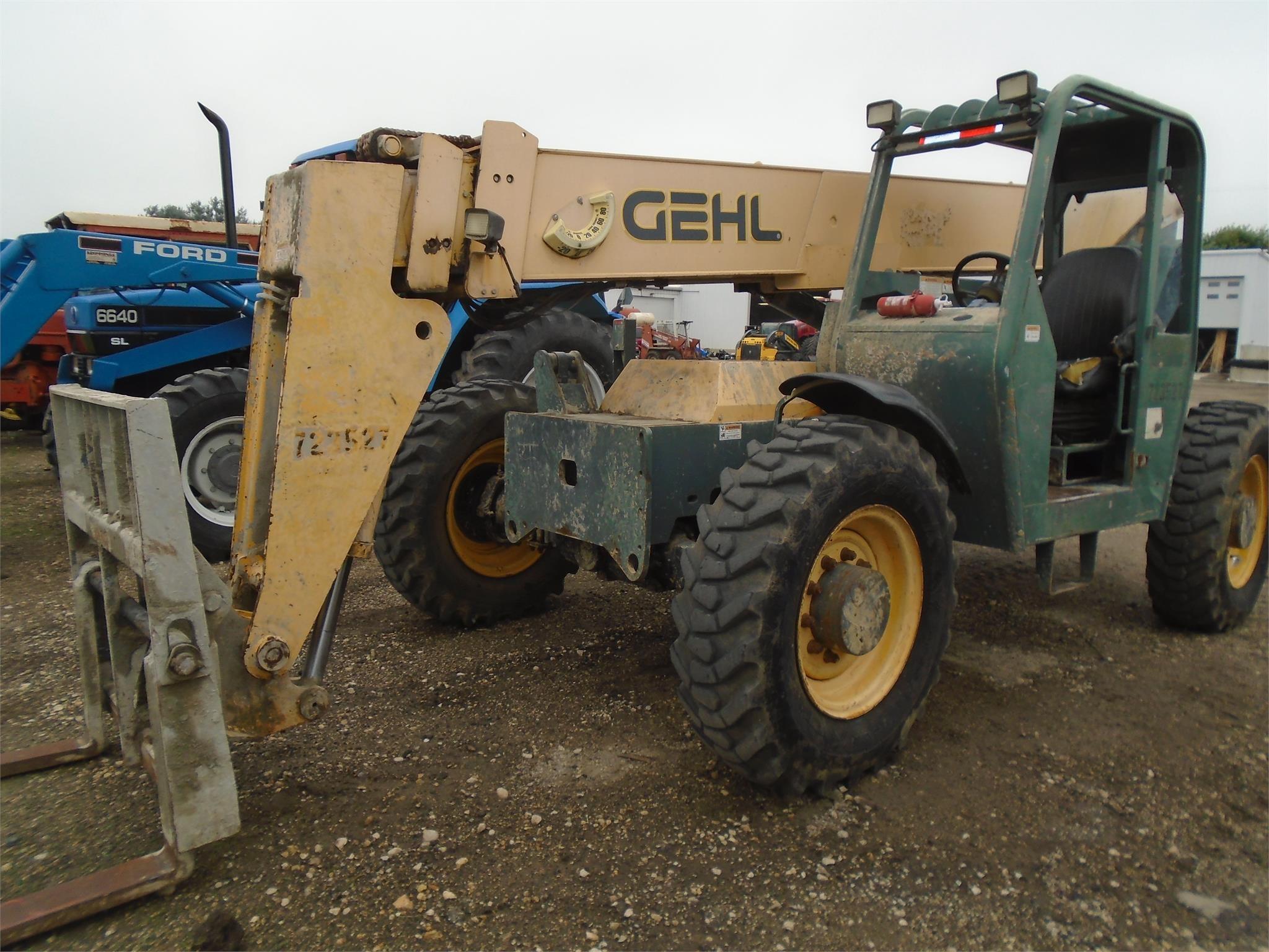 2007 Gehl RS8-42 Telehandler