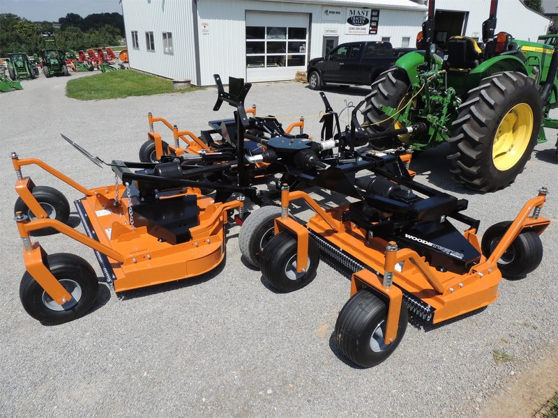 2019 Woods TBW180 Rotary Cutter