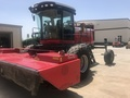 2015 Massey Ferguson 9870 Self-Propelled Windrowers and Swather
