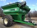 2014 J&M 620 Grain Cart
