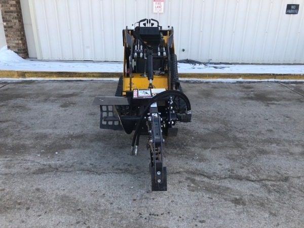 2017 Morbark 29513-239 Loader and Skid Steer Attachment