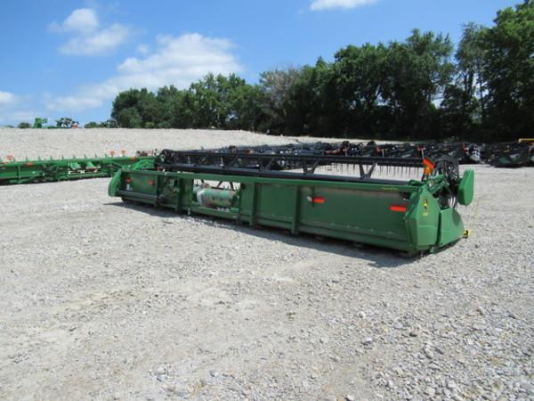 2012 John Deere 630F Platform