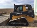 2012 Deere 329D Skid Steer