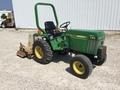 1993 John Deere 755 Tractor