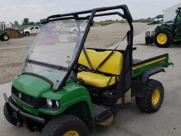 John Deere Gators For Sale >> John Deere Gator Hpx Atvs And Utility Vehicles For Sale