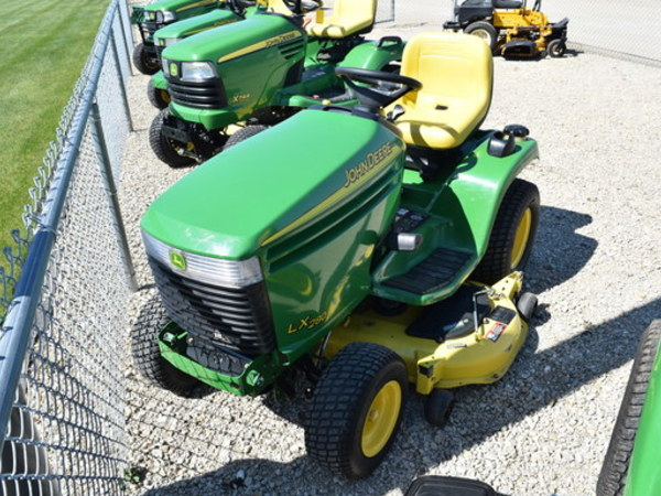 John Deere Lx280 Lawn And Garden For Sale Machinery Pete. 2004 John Deere Lx280 Lawn And Garden. John Deere. John Deere Wg48a Lawn Mower Electrical Diagram At Scoala.co