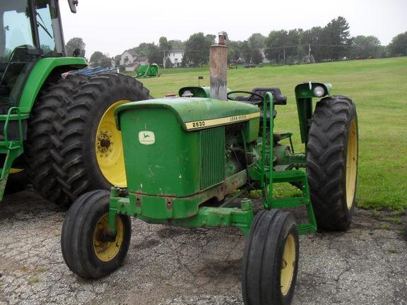 1975 John Deere 2630 Tractor