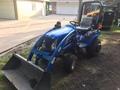 New Holland TZ-25-DA Lawn and Garden