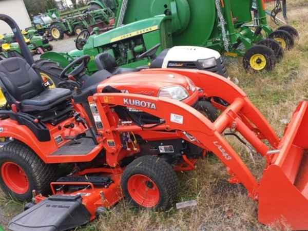 Used Kubota BX2660 Tractors for Sale | Machinery Pete
