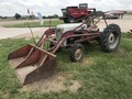 1953 Ford Golden Jubilee NAA Tractor