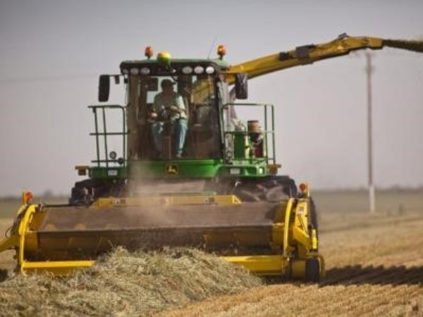 2013 John Deere 7980 Self-Propelled Forage Harvester