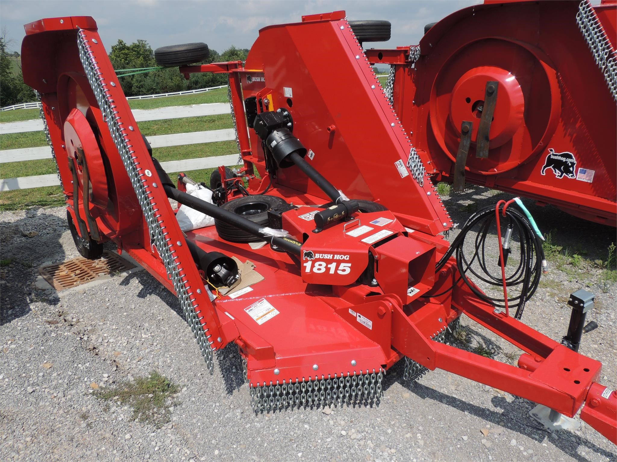 2020 Bush Hog 1815 Rotary Cutter