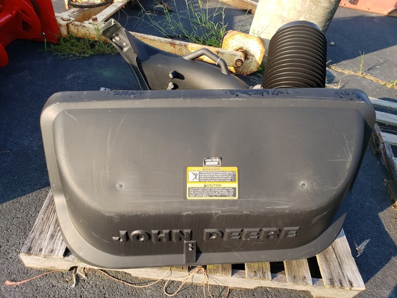 John Deere BAGGER AND CHUTE Lawn and Garden