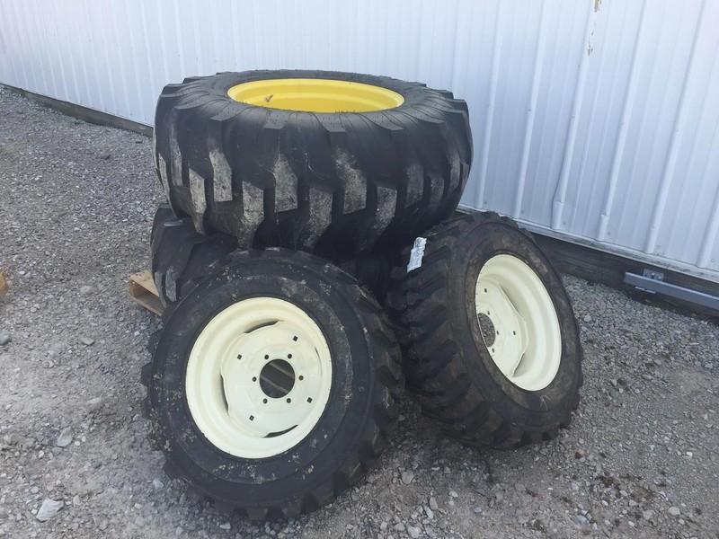 2013 Titan R4 TIRES Wheels / Tires / Track