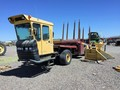 2007 New Holland H9880 Bale Wagons and Trailer