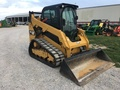2016 Caterpillar 259D Skid Steer