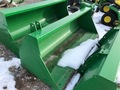 John Deere 7' Bucket Loader and Skid Steer Attachment