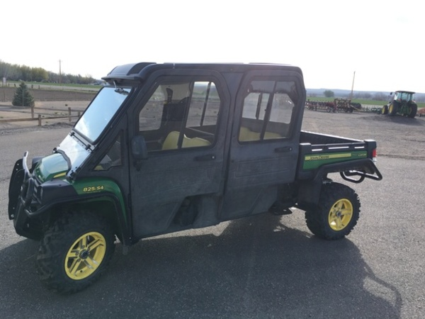 John Deere Gator Xuv 825i S4 Atvs And Utility Vehicles For Sale