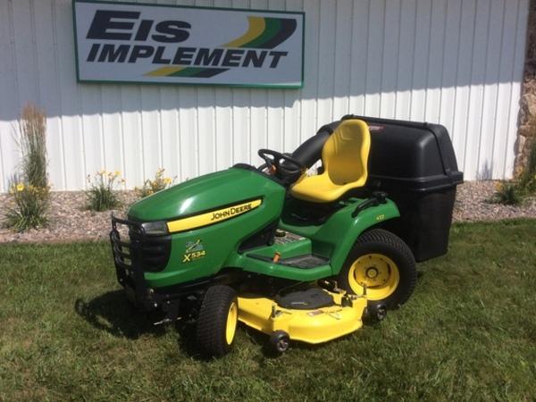 John Deere Lawn Mowers For Sale >> John Deere X534 Lawn And Garden For Sale Machinery Pete