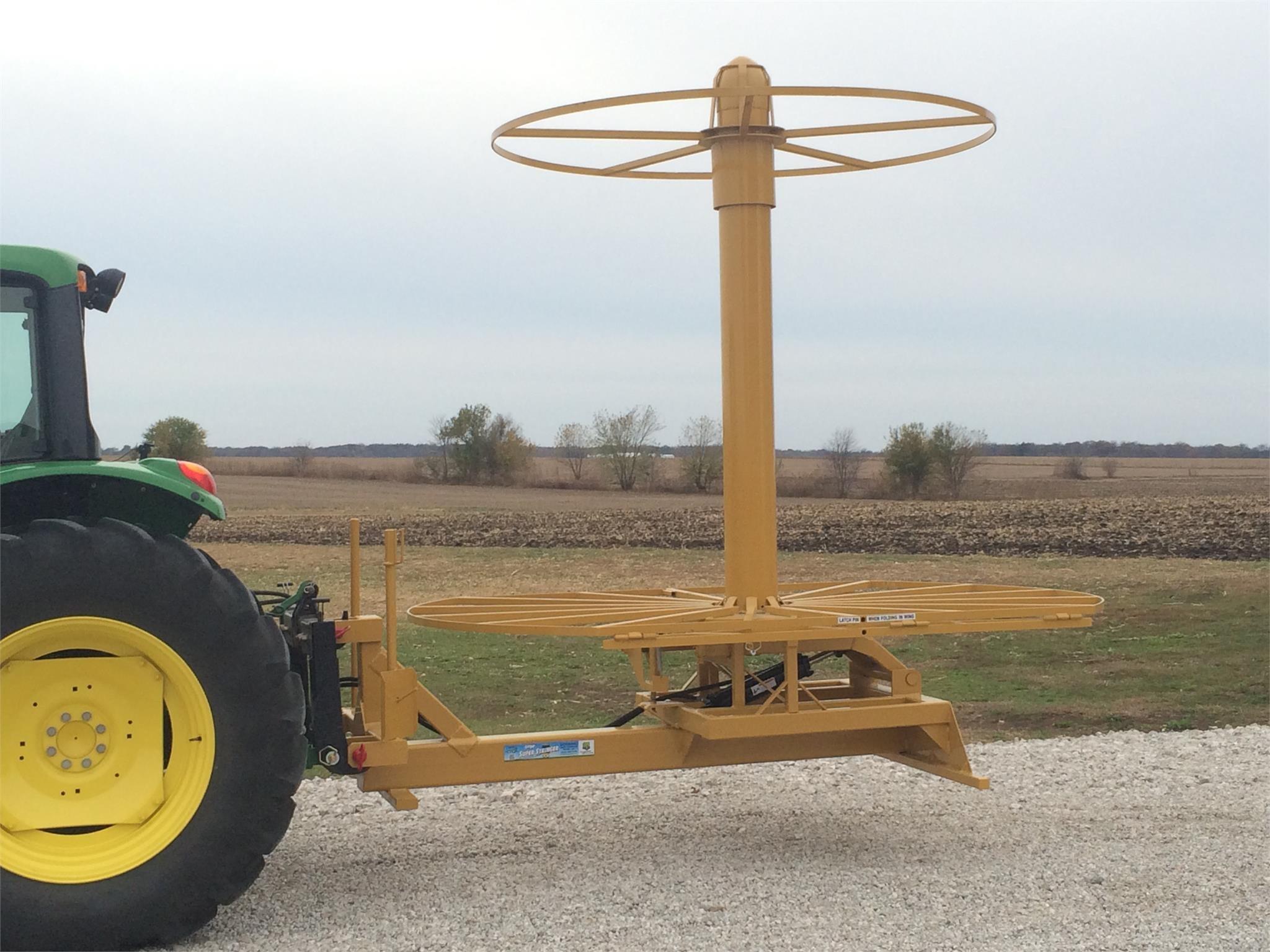 O'CONNELL FARM DRAINAGE PLOWS INC SUPER STRINGER Field Drainage Equipment