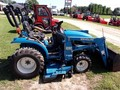 2000 New Holland TC21D Under 40 HP