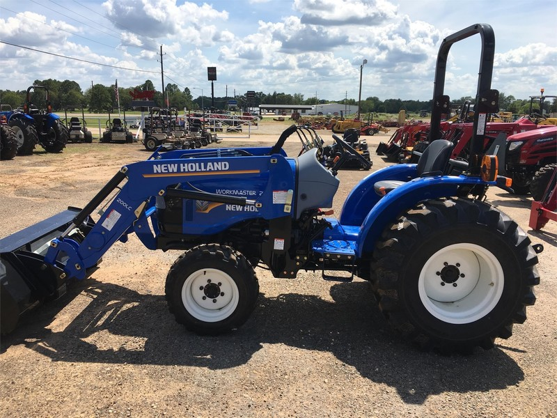 2019 New Holland Workmaster 25 Tractor