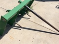 John Deere Bale Spear Loader and Skid Steer Attachment