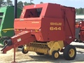 1996 New Holland 644 Round Baler