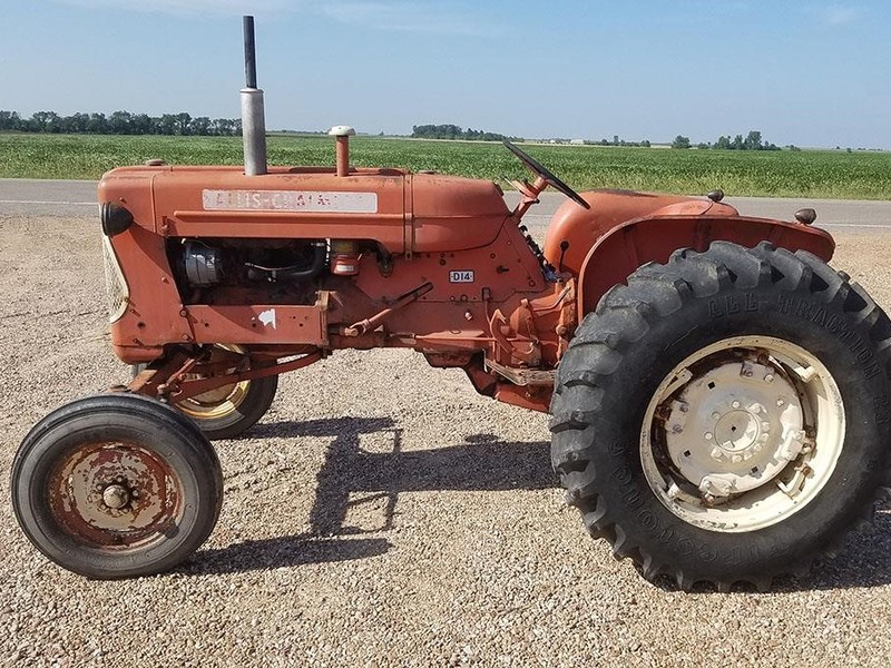1959 Allis Chalmers D14 Tractor