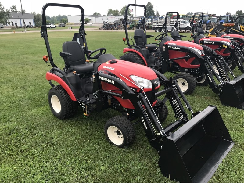 Used Yanmar Tractors for Sale | Machinery Pete
