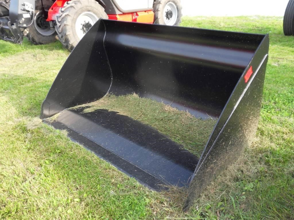 Manitou 2 CY Loader and Skid Steer Attachment
