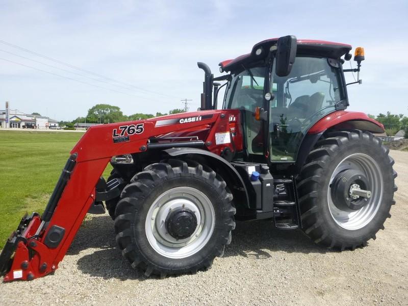 2015 Case IH MAXXUM 150 MC Tractor