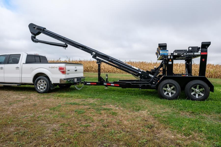 2022 Travis Seed Cart HSC2220 Seed Tender