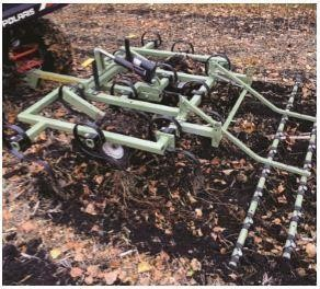 F/S MFG INC TILL-48C Field Cultivator