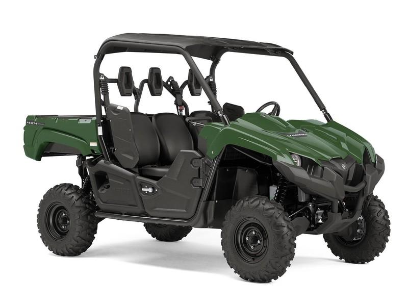 2019 Yamaha Viking EPS ATVs and Utility Vehicle