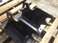 2018 Blue Diamond Quick Attach Plate Loader and Skid Steer Attachment
