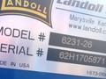 2017 Landoll 6231-26 Disk