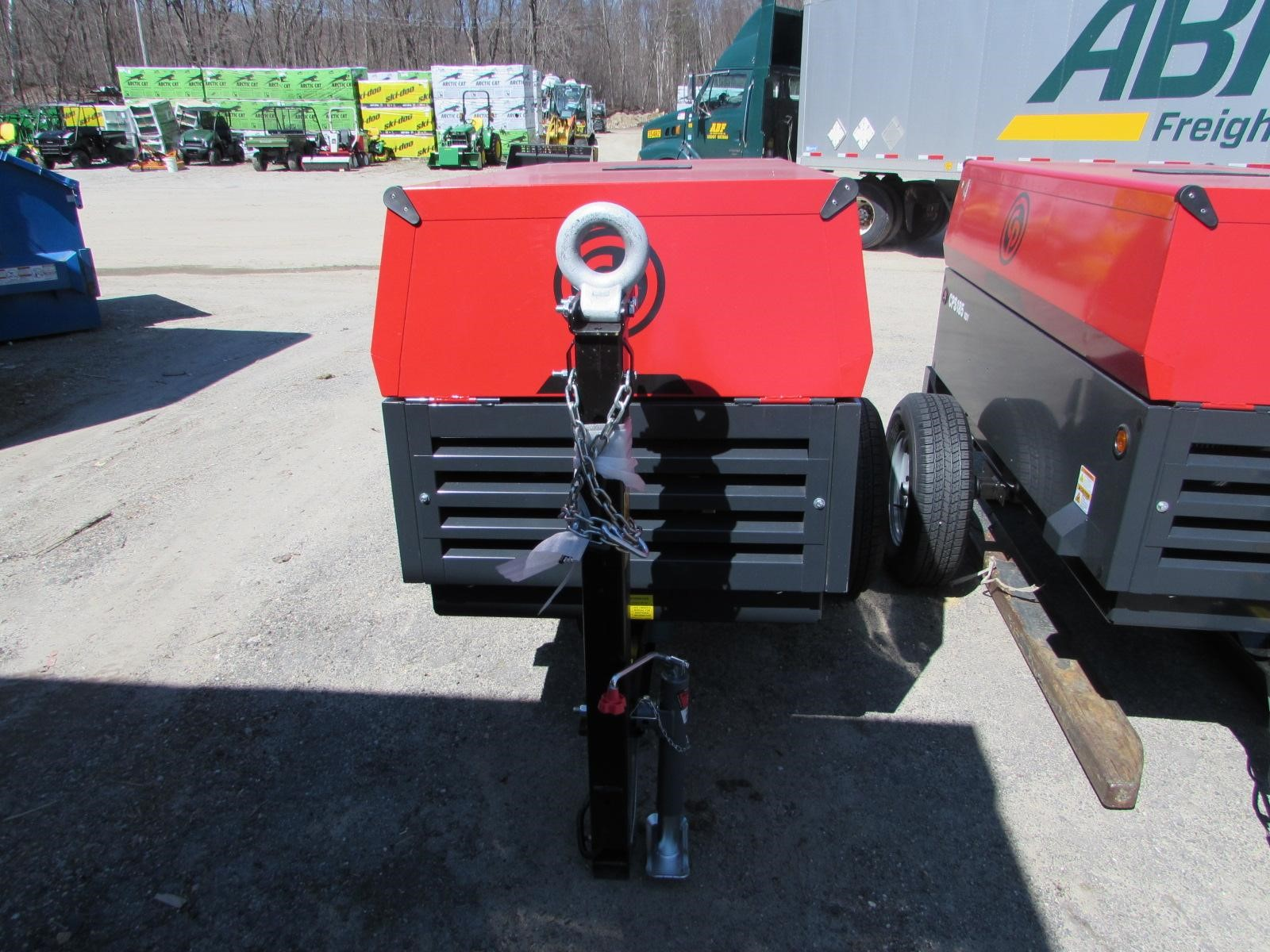 2016 Chicago Pneumatic 185CPS Miscellaneous
