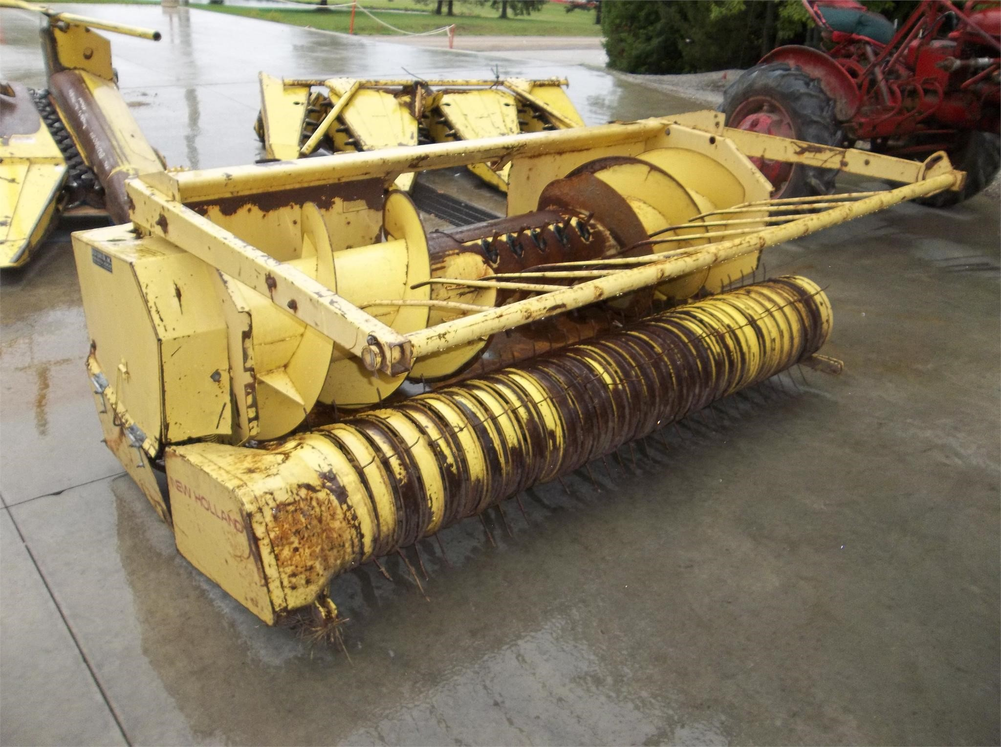 New Holland 890A Forage Harvester Head
